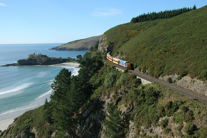 Looking for a relaxing shore excursion in Dunedin? Look no more!<br><br>On this full-day shore excursion you will Experience the magnificent scenery of the Otago Peninsula by Railway, enjoy a city sightseeing tour of Dunedin. This tour also includes admission and a tour of the amazing Olveston House!