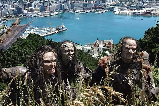 Half day Lord of the Rings location tour brings the best  locations in Wellington City. This is the best way to see Wellington's Lord of the Rings locations in half a day with a knowledgeable Lord of the Rings specialist guide.<br><br>Includes; Mt Victoria, the Wellington film studios and post production facilities, including the Weta Workshop.
