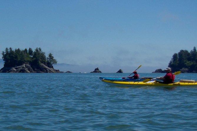 5 Day Broken Islands Kayaking Expedition, Isla de Vancouver, CANADA