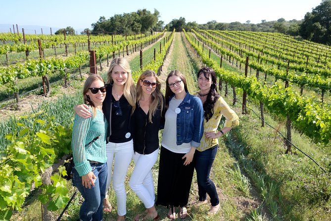 Sustainable Wine Tours is #1 Rated in Trip Advisor - for those looking for a unique wine experience beyond the crowded commercial wineries and tasting rooms. Sustainable Wine Tours provides guests exclusive access to only Santa Barbara's ultra small production private estates, vineyards and wineries not open to the general public. <br><br>Taste premium wines and tour the vineyards and barrel rooms often with the owners and winemakers themselves.<br>**Compare Our Trip Advisor Reviews with other Wine Tours**<br> • NO BACHELORETTE/ BACHELOR PARTIES <br> • ULTRA SMALL GROUP TOURS (Max eight guests) <br> • APPOINTMENT-ONLY, PRIVATE LOCATIONS, PRIVATE SEATED TASTINGS <br> • PRIVATE VINEYARD WALKING TOUR, PRIVATE BARREL ROOM AND WINERY PRODUCTION TOUR INCLUDED <br> • NO TASTING ROOMS, NO STANDING AT A BAR IN A CROWDED COMMERCIAL WINERY