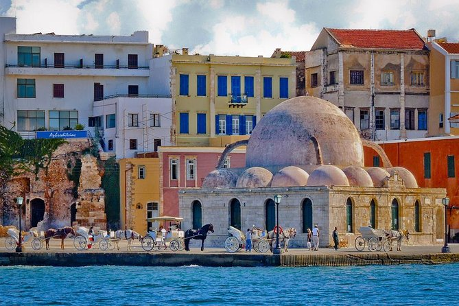 Full-Day Trip to Chania from Rethymno, La Canea, GRECIA