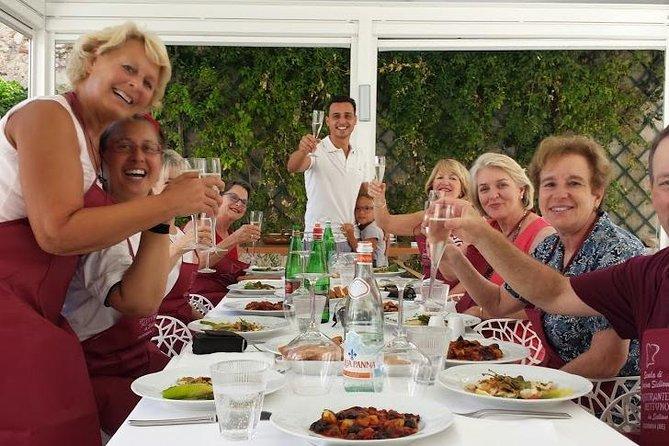 Sicilian Cooking Class in Taormina, Taormina, ITALIA