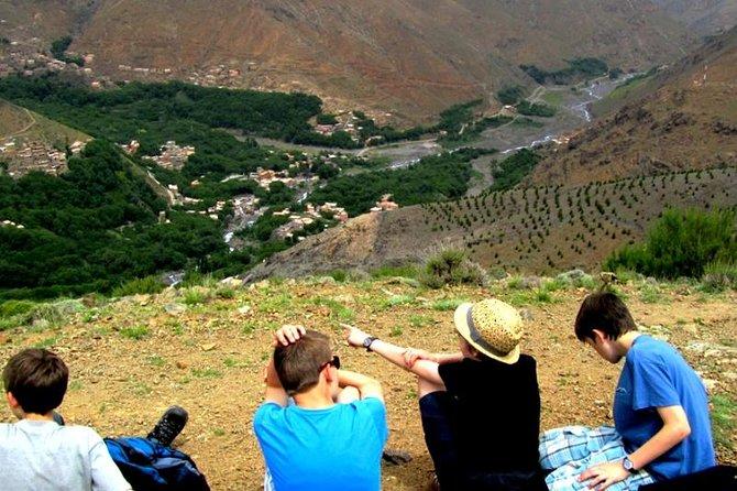 Viagem diurna particular: vilas berberes, 3 vales e Montanhas Atlas com tudo incluso, Marrakech, cidade de Marrocos, MARROCOS