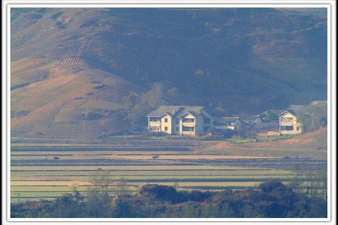 Glimpse into North Korea with 3 hours' layover, Incheon, COREA DEL SUR