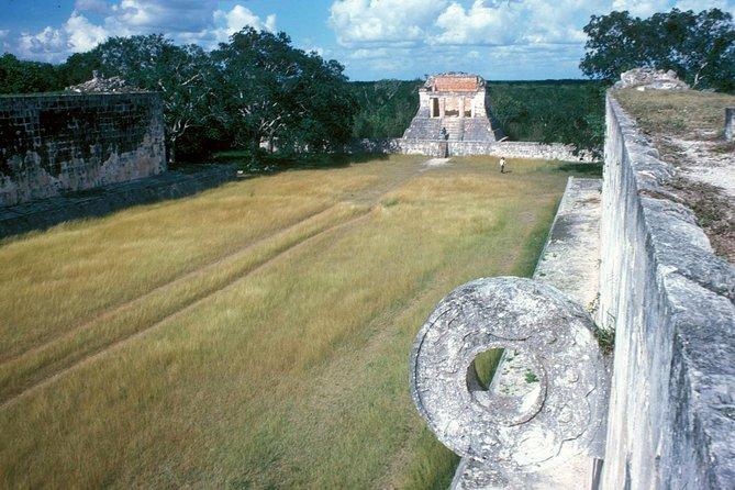 Chichén-itzá, cenote sagrado, almuerzo y Valladolid, Playa del Carmen, MEXICO