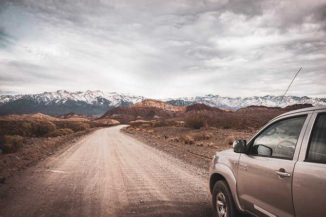 4x4 Photo Safari in the Andes - Villavicencio, Mendoza, ARGENTINA
