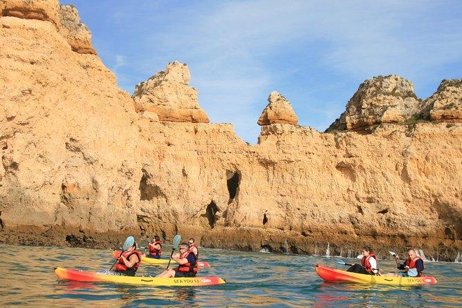 Kayak 2H30 Grottos Ponta da Piedade - Lagos, Lagos, PORTUGAL