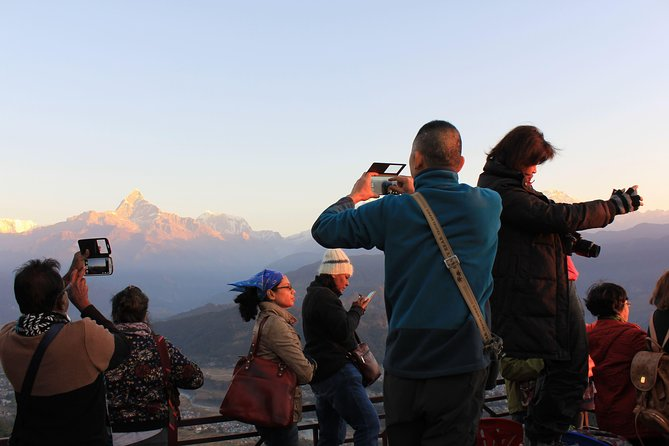 Sarangkot Sunrise tour from Pokhara, Pokhara, Nepal