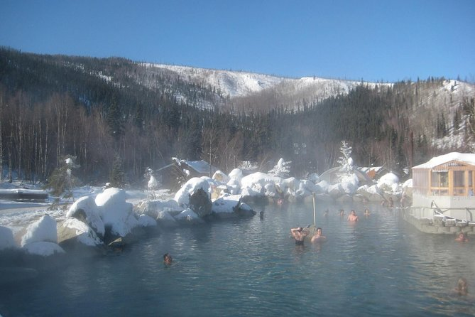Chena Hot Springs Tour, Fairbanks, AK, ESTADOS UNIDOS