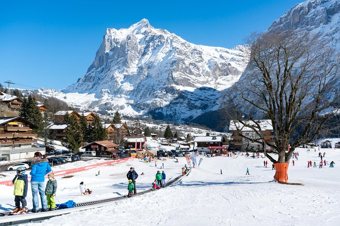 BodmiARENA Sledding and Tube Rides, Grindelwald, SUIZA