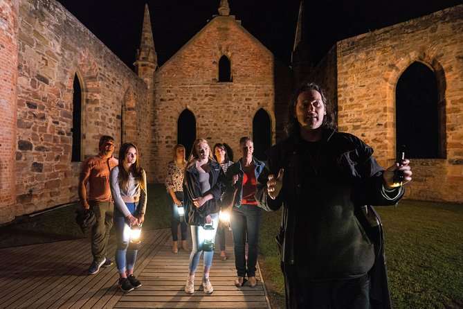 Take a lantern-lit ghost tour of the Port Arthur Historic Site, one of the most haunted locations in Australia! Hear spooky tales about this UNESCO World Heritage-listed former penal colony, including chilling paranormal encounters from the present day, and enjoy after-hours access to Port Arthur's atmospheric grounds and buildings.