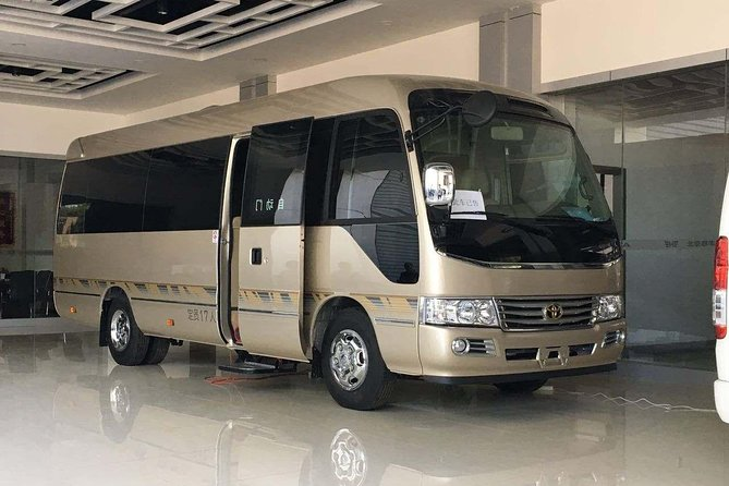Lanzhou Private One Way Transfer to Zhongwei City, Lanzhou, CHINA