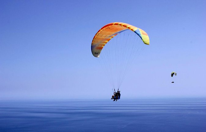 MAIS FOTOS, Fly with professional paragliding tandem pilots in Cinque Terre or Nord Tuscany