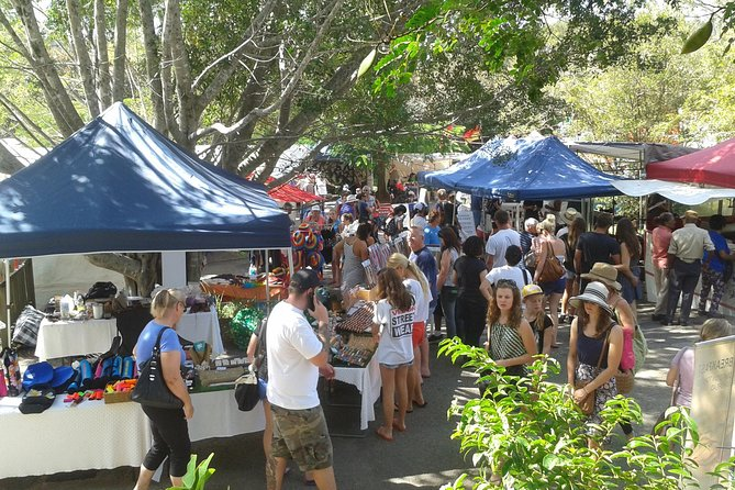 Eumundi Markets and Sunshine Coast Day Trip from Brisbane, Brisbane, AUSTRALIA