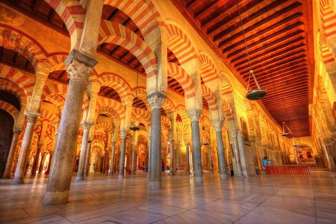 Escapada de un día a la Mezquita de Córdoba, Alcázar, Judería y la Sinagoga desde Sevilla, Cordoba , ESPAÑA