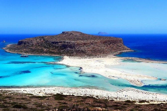 Gramvousa Island and Balos Bay Full-Day Tour from Chania, La Canea, Greece