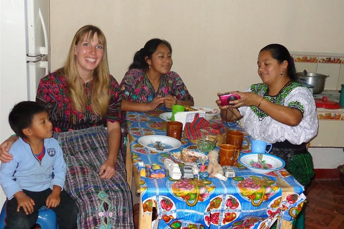 Mayan Home Stays has started this home stay program in the village to give something back to the communities around Lake Atitlan, and also to give you a very genuine experience of living with a Maya local family to see and experience their culture and customs.