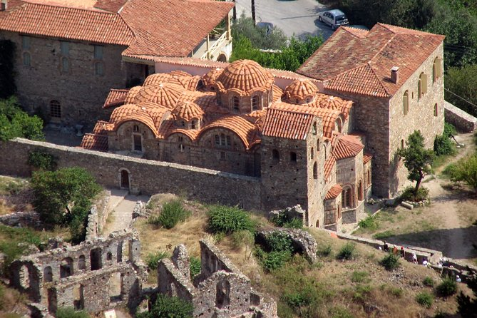 MÁS FOTOS, Sparta & Mystras Byzantine fortress Full Day Tour