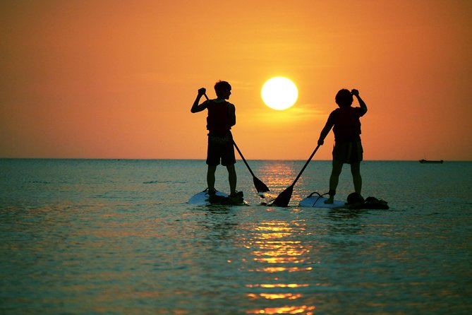 MORE PHOTOS, -Ishigaki Ocean- Sunset View Standup Paddleboarding with English-Speaking Guide