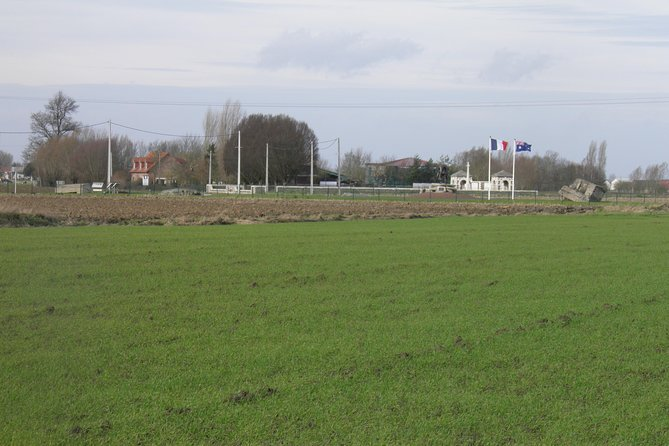 2day Australian WW1 battlefield tour in Flanders the Somme from Lille and Arras, Lille, FRANCIA