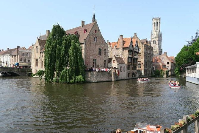 One day in Bruges from Paris with driver and guide, Paris, FRANCIA
