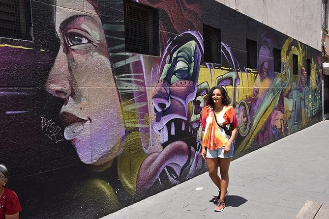 Walking Tour by La Merced Market, Murals and Graffitti with lunch, Ciudad de Mexico, MEXICO