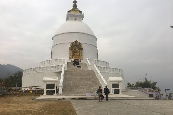 MORE PHOTOS, Half Day World Peace Stupa Hiking from Pokhara