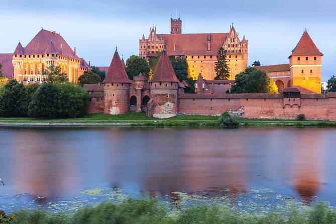 Malbork 13th- century Teutonic Castle Tour from Gdansk, Sopot, Gdynia 2 Way, Gdansk, Poland