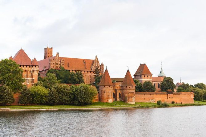 Malbork 13th- century Teutonic Castle Tour from Gdansk, Sopot, Gdynia 2 Way, Gdansk, POLÔNIA