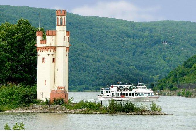 KD Rhine Pass desde Maguncia, Mainz, ALEMANIA