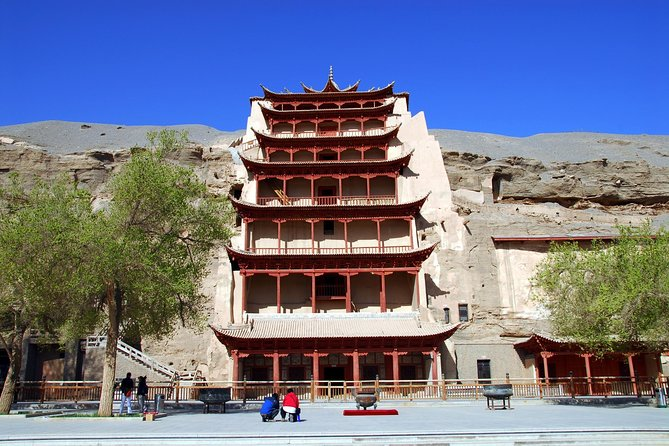 Dunhuang Private Day Tour of Mogao Grottoes, Crescent Lake and Singing Mountain, Dunhuang, CHINA