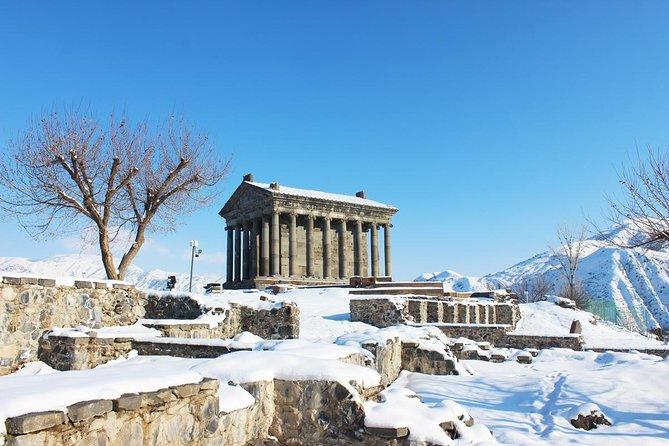Private Transfer to Garni Temple & Geghard Monastery (UNESCO), Erevan, ARMENIA