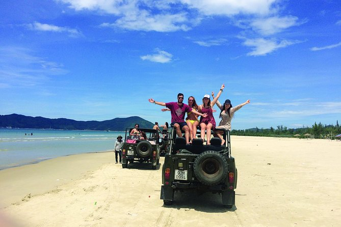 Open tour from Hoi An to Hue by Jeep - unique, fun & save!, Hue, VIETNAM