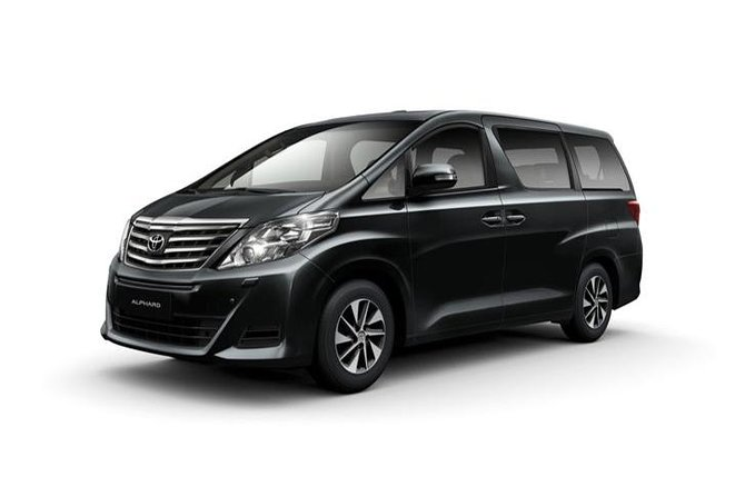 Private chartered taxi one-way trip between New Chitose Airport and Niseko.<br><br>Remaining fees to be paid in cash directly to driver.<br> • Toyota Crown (can accommodate up to 3 adults and 3 luggage) - 24,000 JPY <br> • Toyota Alphard (can accommodate up to 5 adults and 3 luggage or 4 Adults and 4 luggage) - 28,000 JPY <br> • Toyota Hiace (can accommodate up to 9 adults and 9 luggage) - 32,000 JPY<br><br> Please feel free to book a trip with us if you have a larger group size. Indicate your requirements in the comments section and we will get back to you on your request!