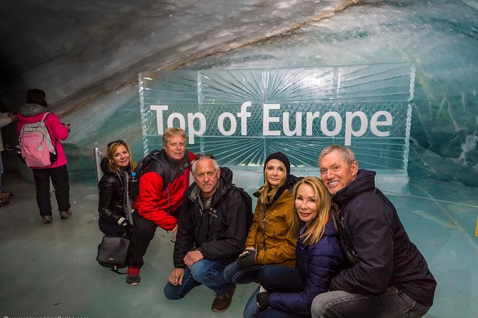 Jungfraujoch Top of Europe with Eiger walking Tour from Grindelwald, Grindelwald, SUIZA