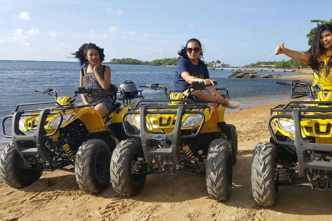 Roatan Excursion: Haft-day ATV Bikes with Private Guide, Roatan, HONDURAS