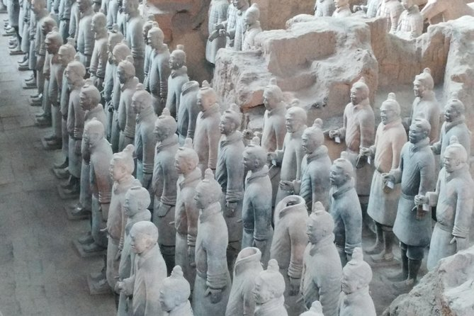 Private Tour: Terracotta Army Museum and Xi'an City Highlights, Sian, CHINA
