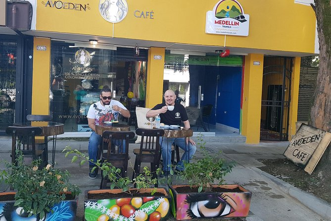 Best Coffee brewing workshop in AVOEDEN cafe, Medellin, COLOMBIA