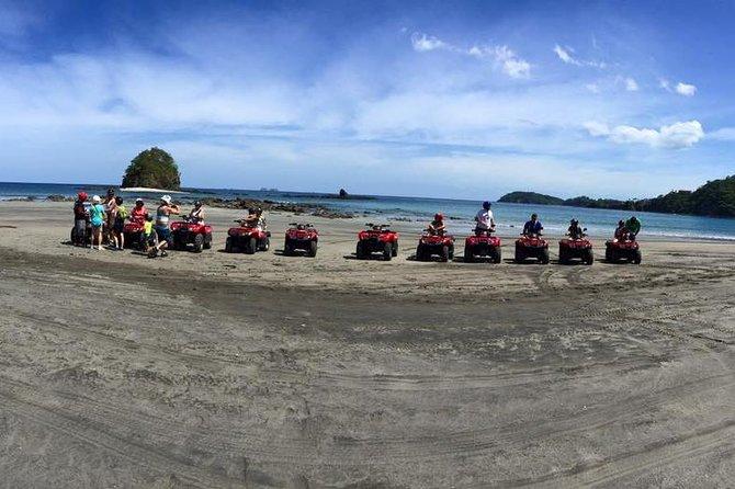 Recorrido en todorreno y tirolinas desde Tamarindo, Playa Flamingo, COSTA RICA