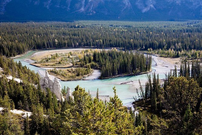 Banff City Sightseeing Tour - Roundtrip from Canmore, Calgary, CANADA