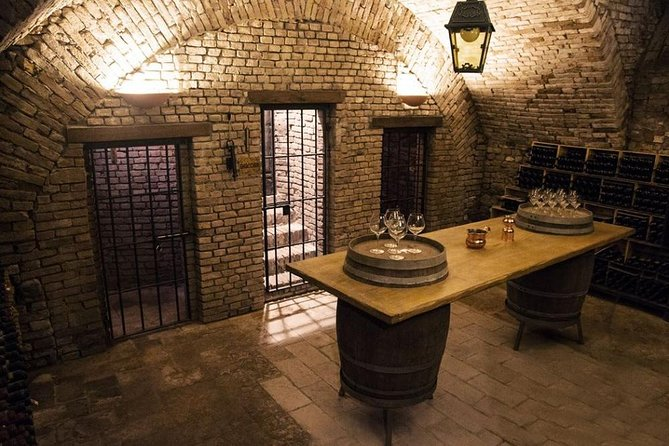 Private wine day tour from Milan with 3 wineries included, Pavia, ITALY
