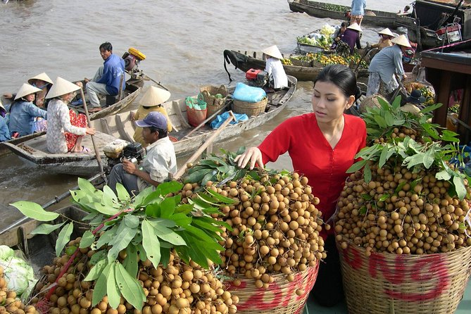 Discover Cai Be Floating Market and Tan Phong Island in small group, Ho Chi Minh, VIETNAM