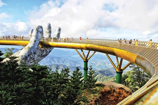 MÁS FOTOS, Golden Bridge trip and buffet lunch in the Bana Hills from Hoi An