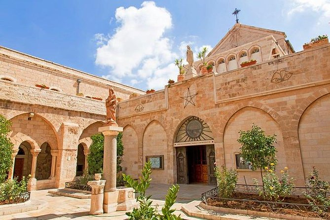 Private Day Trip to Jerusalem and Bethlehem from Amman, Aman, JORDANIA