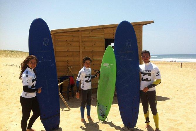 2 Hour Surf Lesson in Hossegor, Biarritz, FRANCIA