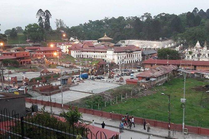 Visita privada de medio día a los templos de Boudhanath y Pashupatinath de Katmandú, Katmandu, NEPAL
