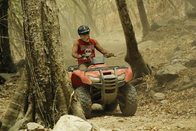 Discover unknown trails by ATV through the impressive Sierra Madre Occidental. You will admire the amazing mountainous landscape to the river canyon. Your tour includes all necessary equipment and a professional guide.