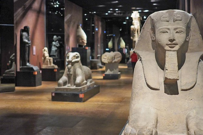 Turin Egyptian Museum Tour with Skip-the-line Fast Access and Expert Guide, Turin, ITALY