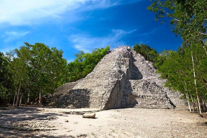 Chichén Itzá, cenote de Ik Kil y Coba desde Playa del Carmen, Tulum, MEXICO