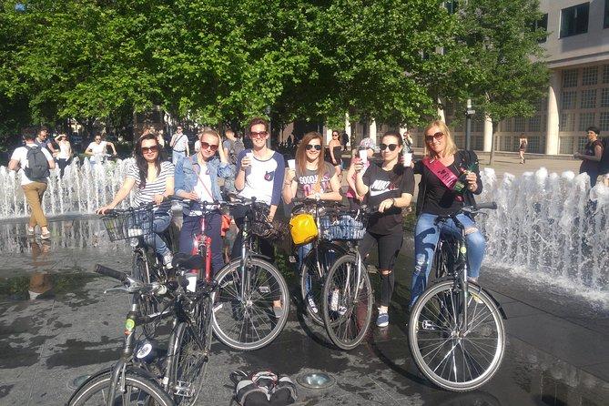 Budapest Highlights Bike Tour, Budapest, Hungary